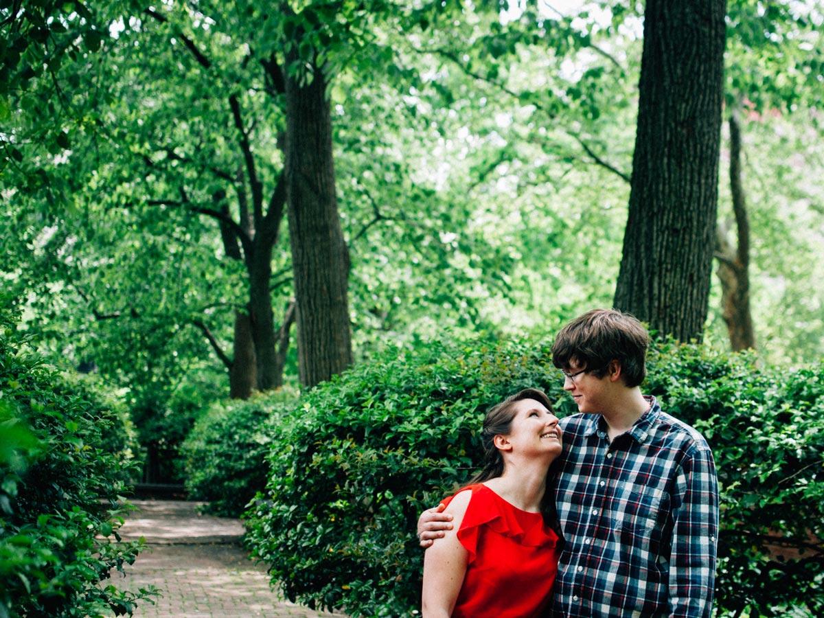 Chelsea Lambert and husband of Low Impact Love