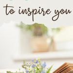 33 Simple Living Quotes to Inspire You - open book with flowers inside
